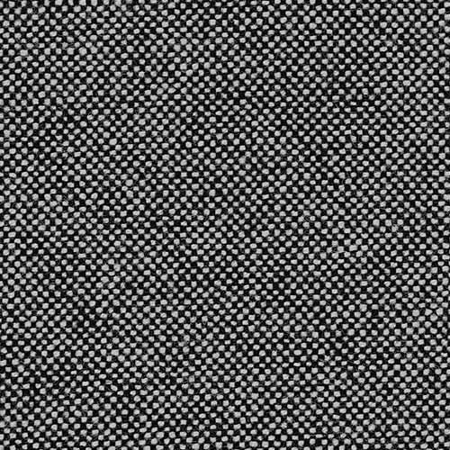 freistil Stoffmuster kvadrat Hallingdal 65 7803 graphitschwarz